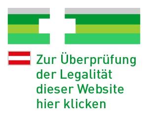 Sicherheitslogo Österreich