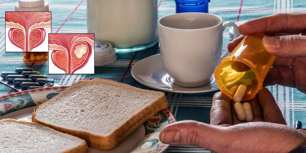 Prostatakrebs Ernährung
