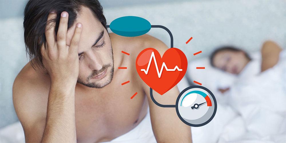 Bluthochdruck Impotenz