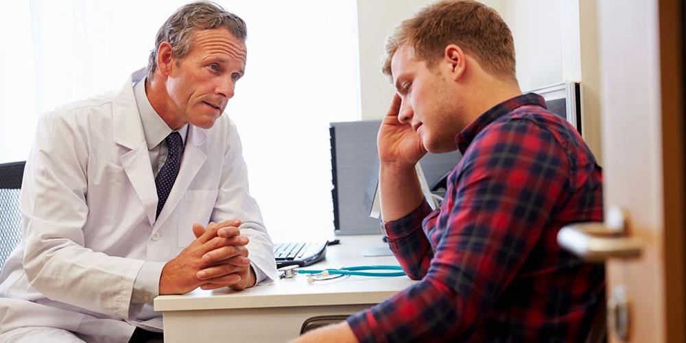 körperliche Untersuchung Potenzstörungen