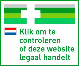 Sicherheitslogo Niederlanden