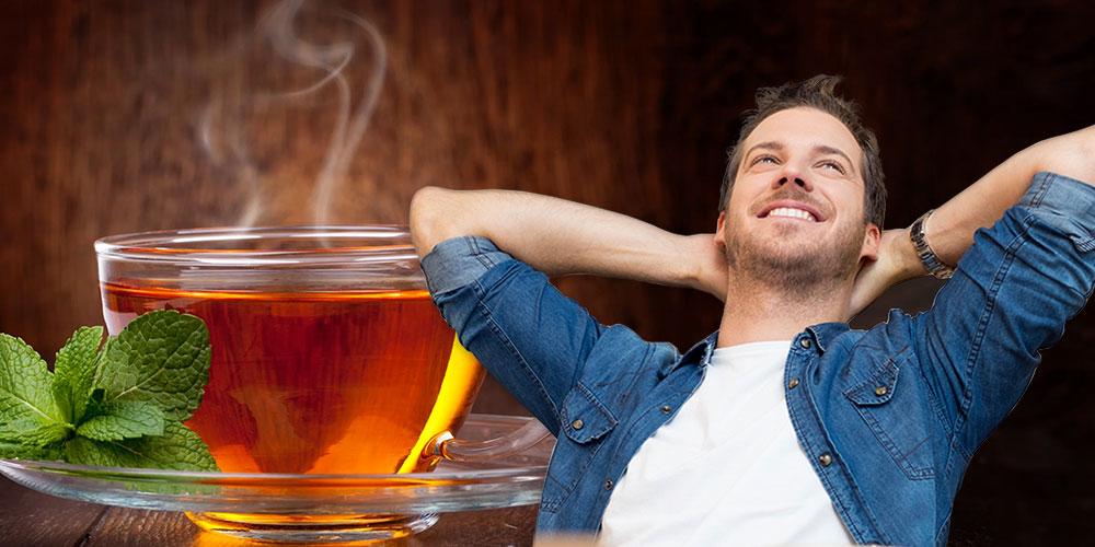 Potenzsteigernde Getränke | Welcher Tee zur