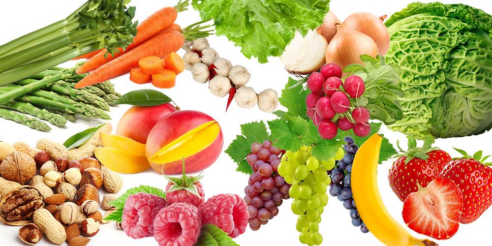 Lebensmittel für Potenz