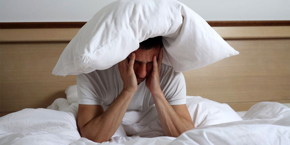 Schlafstörungen Mann Ursachen