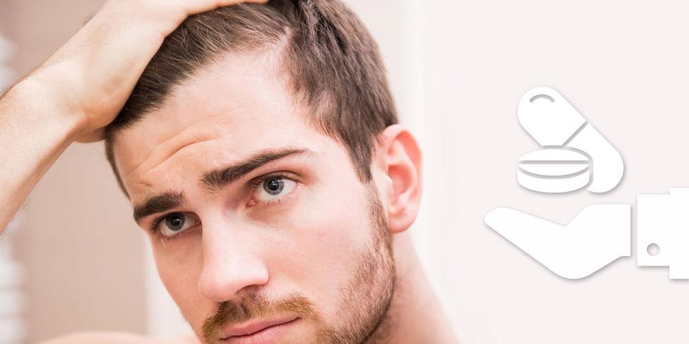 beste Mittel gegen Haarausfall bei Männern